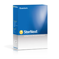 StorNext File Sharing and Data Protection Software