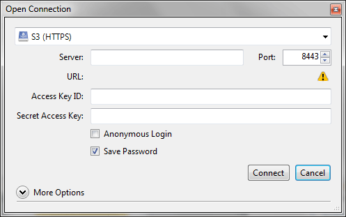 Object Store Configuration