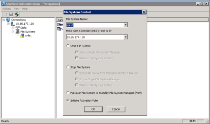 Configuring StorNext File System on Windows