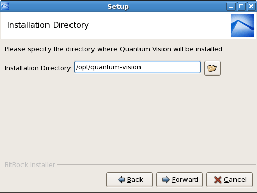 Install Vision onto a Linux-Based Server